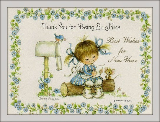 V. I. BASH: Happy New Year and thanks… | happy new year | blog thanks | mamasvib
