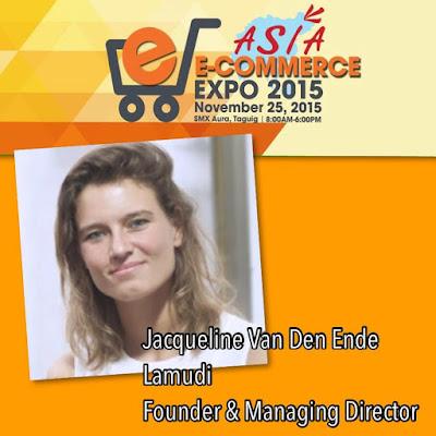 Lamudi Joins Asia E Commerce Expo 2015 Happening on November 25, 2015 at SMX Aura
