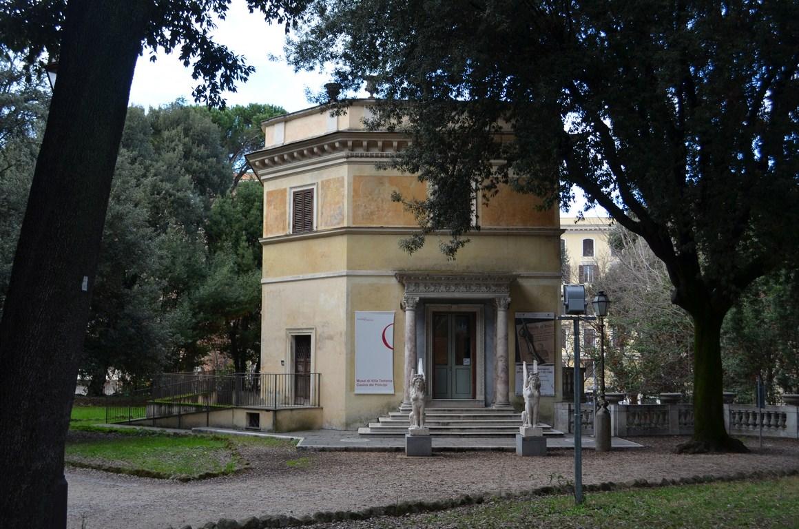Casino dei principi villa torlonia
