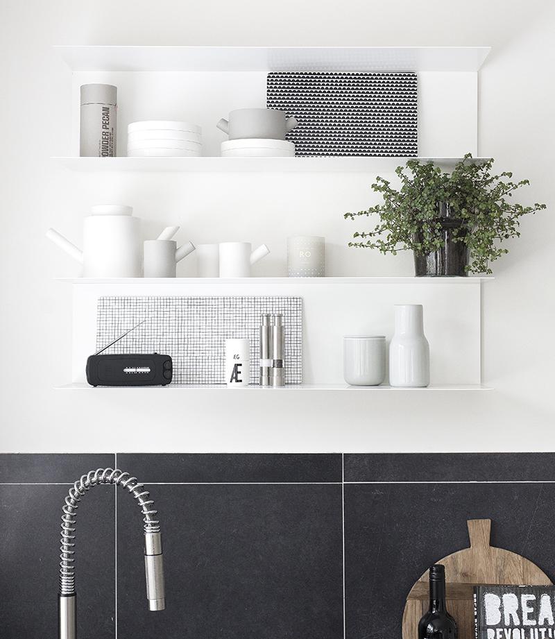 Kitchen Shelf Ikea: Beautiful Kitchens: Beeldsteil