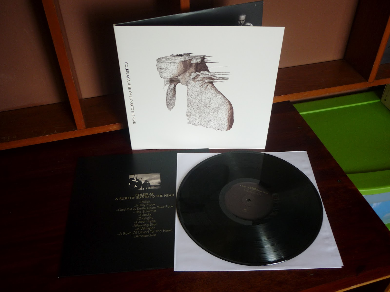 Los Recuerdos Del Capit 225 N Lento Coldplay A Rush Of