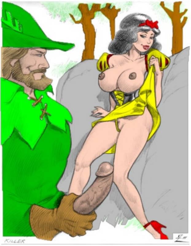 Snow White Hentai