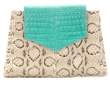 Adriana Castro Small Maya Clutch