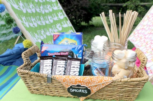 smores, summer, candy, chocolate, camping, food