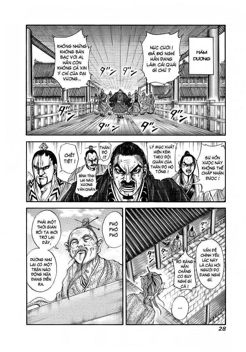 Kingdom - Vương Giả Thiên Hạ Chapter 175 page 5 - IZTruyenTranh.com