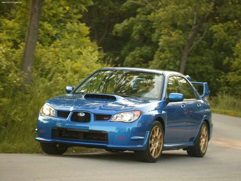 Top Speedy Autos Subaru Impreza Wrx Sti Wallpapers
