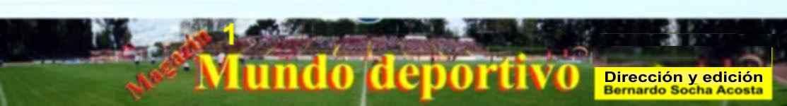 Magazin: Mundo deportivo 1