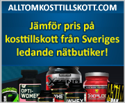Samarbetspartner- Allt om kosttillskott