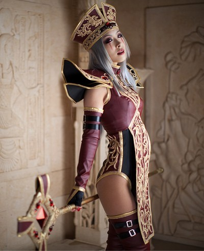 WoW Cosplay Whitemane