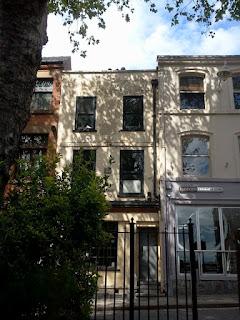 elegant buildings nottingham architecture