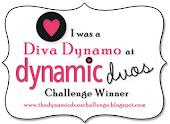 I am a Diva Dynamo Winner #21