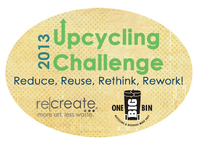 Upcycling Challenge 2013!