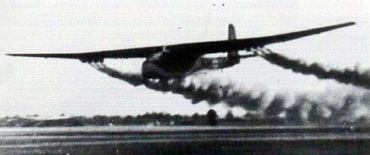 Heinkel He-111Z Zwilling worldwartwo.filminspector.com