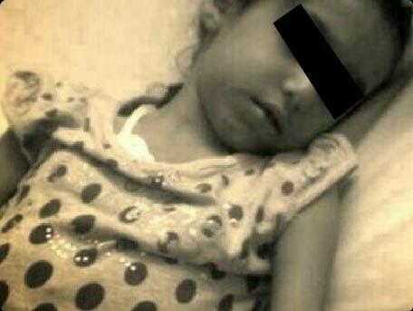Budak 8 Tahun Mati Didera Ibu Tiri Gara-Gara Biskut (2 gambar)
