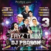 Dj Pro Son - Spécial Fêtes Mix 2014 Vol5