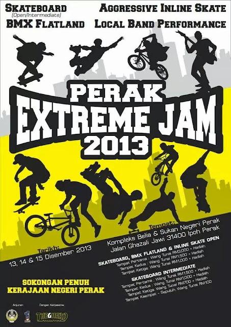 PERAK EXTREME JAM 2013
