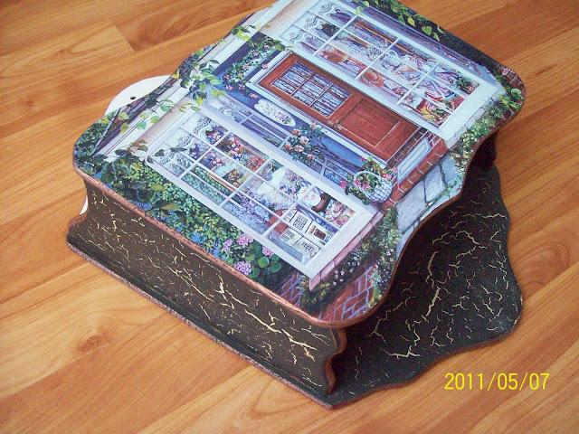 ahsap-boyama-dekupaj-kapidanlik-posta-kutusu-catlatma