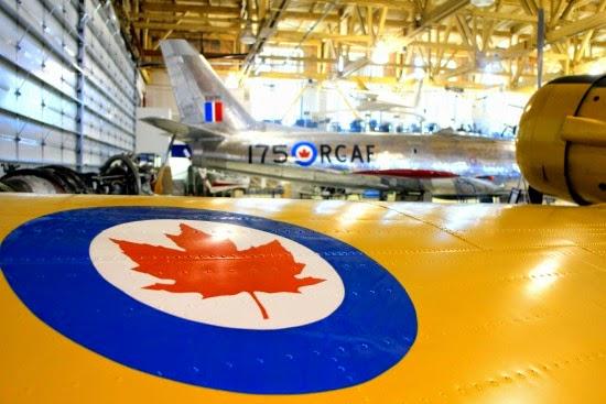 Best Birthdays: the Aero Space Museum of Calgary