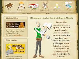 Juega y aprende con El Quijote