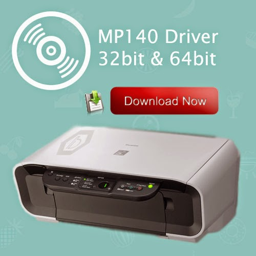 Canon MP145 Driver 32bit - 64bit (Windows 8.1 /7/Vista/XP)