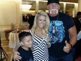 Big Brother GinaMarie Zimmerman Hulk Hogan