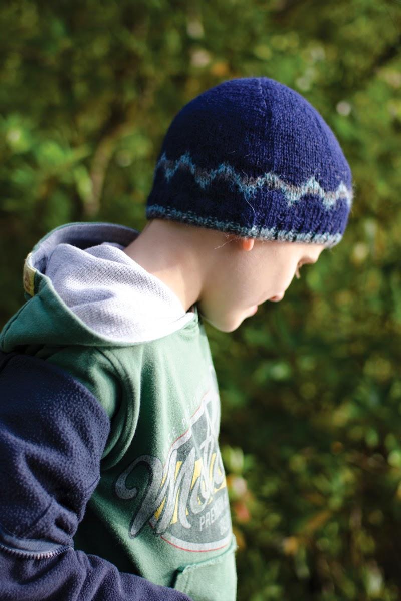 Northumberland hat pattern on Ravelry