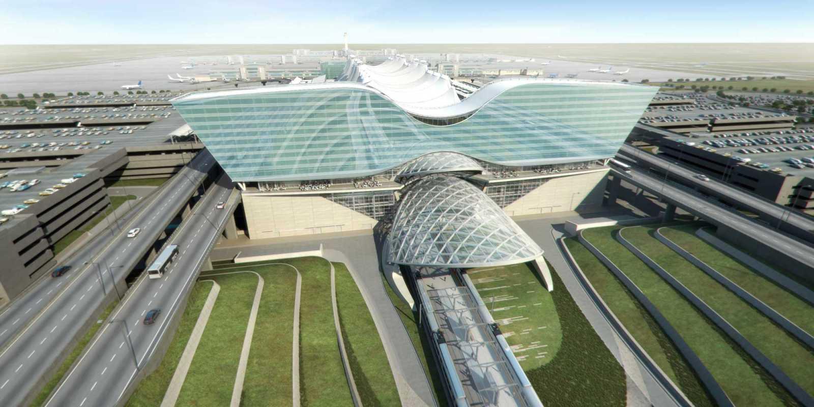 16 Denver International Airport By Gensler