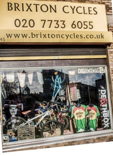 Brixton Cycles shop