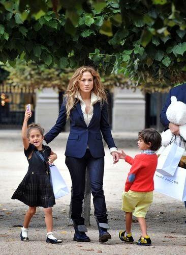 Lopez children Christmas for children