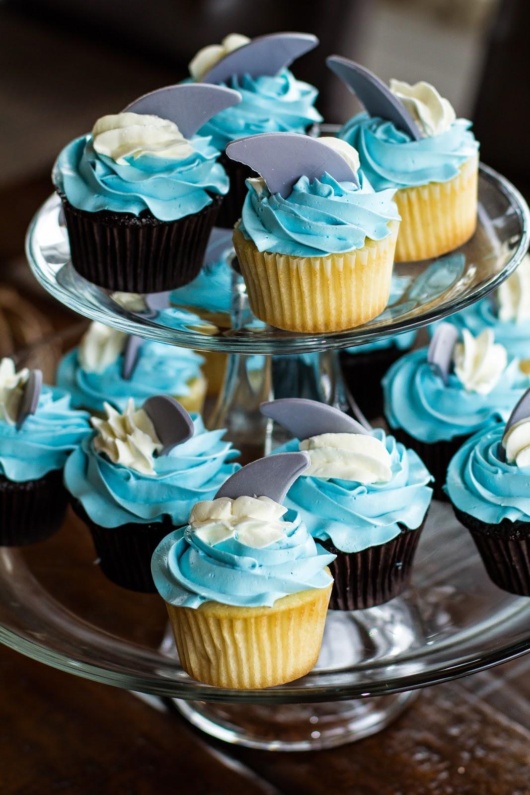House on Tufton: Shark Themed Birthday Party