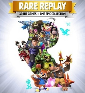GIOCO RARE ANNIVERSARY COMPILATION PER PC PS4 XBOX ONE - VIDEO TRAILER E RECENSIONE