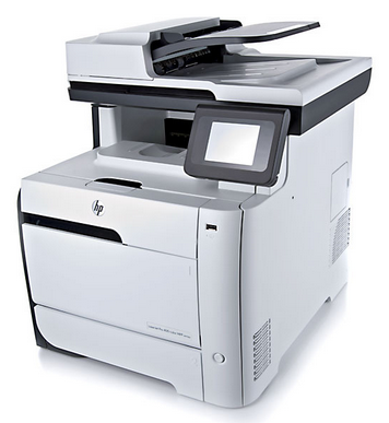HP LaserJet Pro 400 M475dn Printer