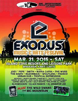 Exodus Music Festival