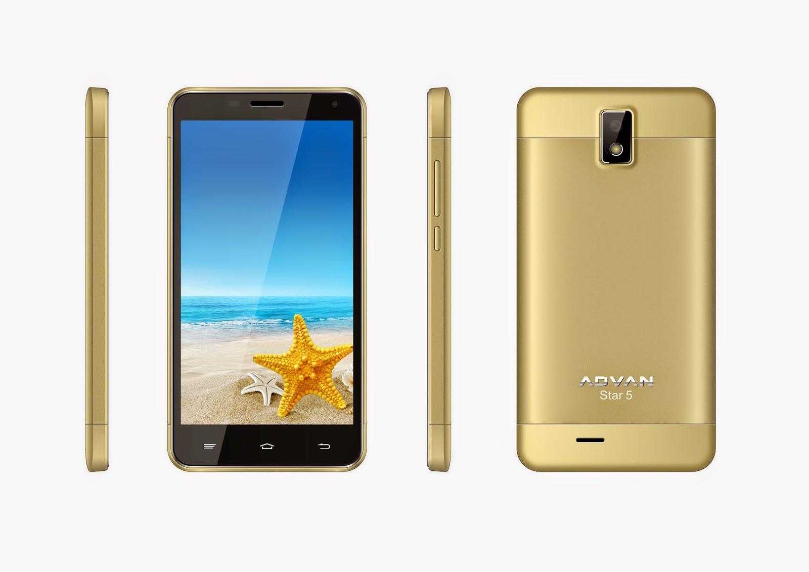 Daftar Hp Advan Terbaru, Harga dan Spesifikasi Smartphone Kamera Terbaru