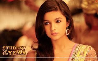 Student Of The Year Hot Alia Bhatt close up wallpaper