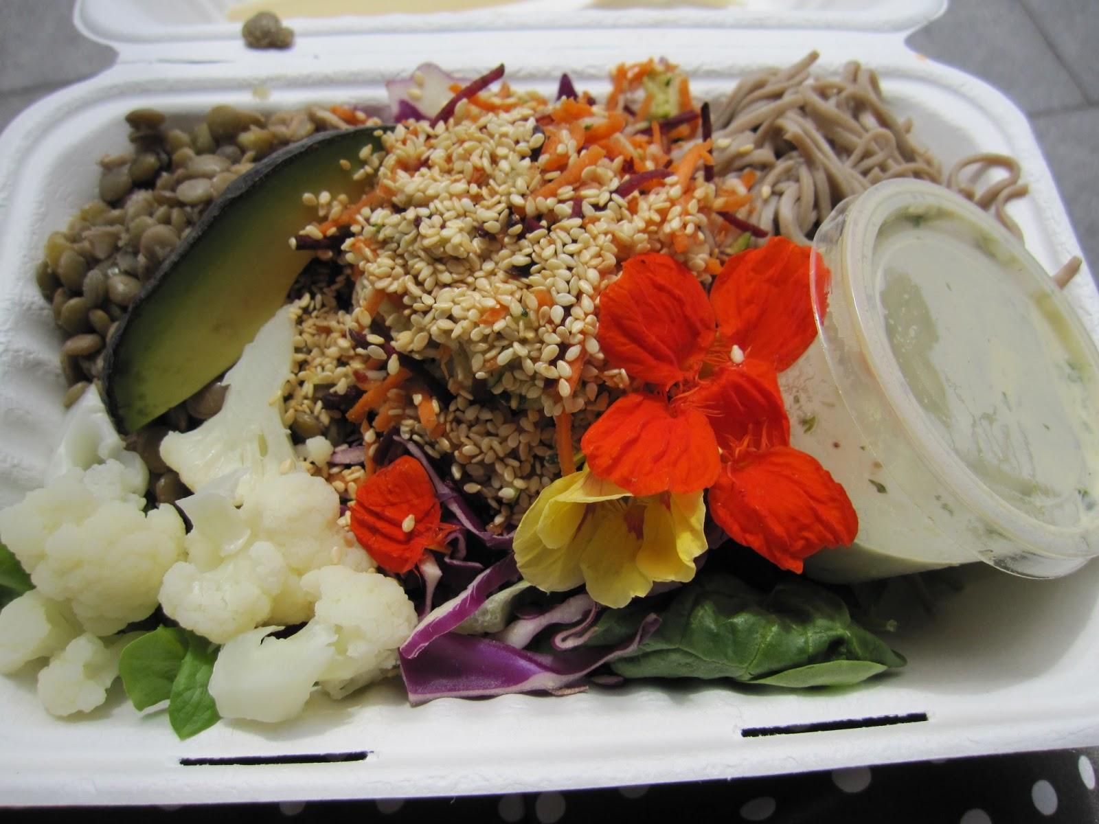 My Love Of Food Culver City Salads