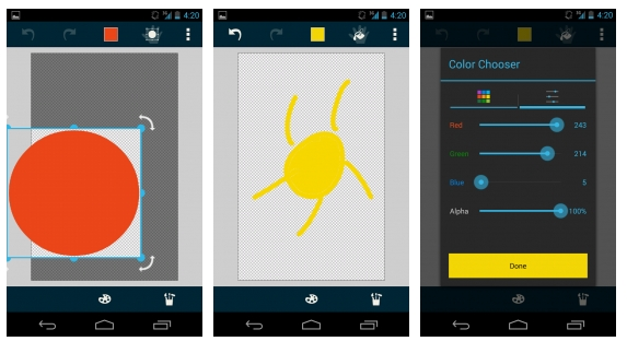Free Download Pocket Paint 1 1 0 For Android Free