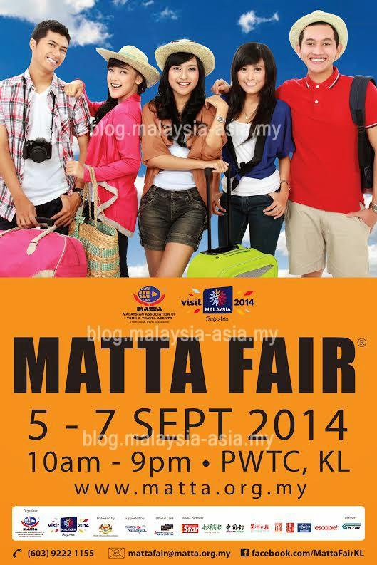 MATTA Fair Sept 2014