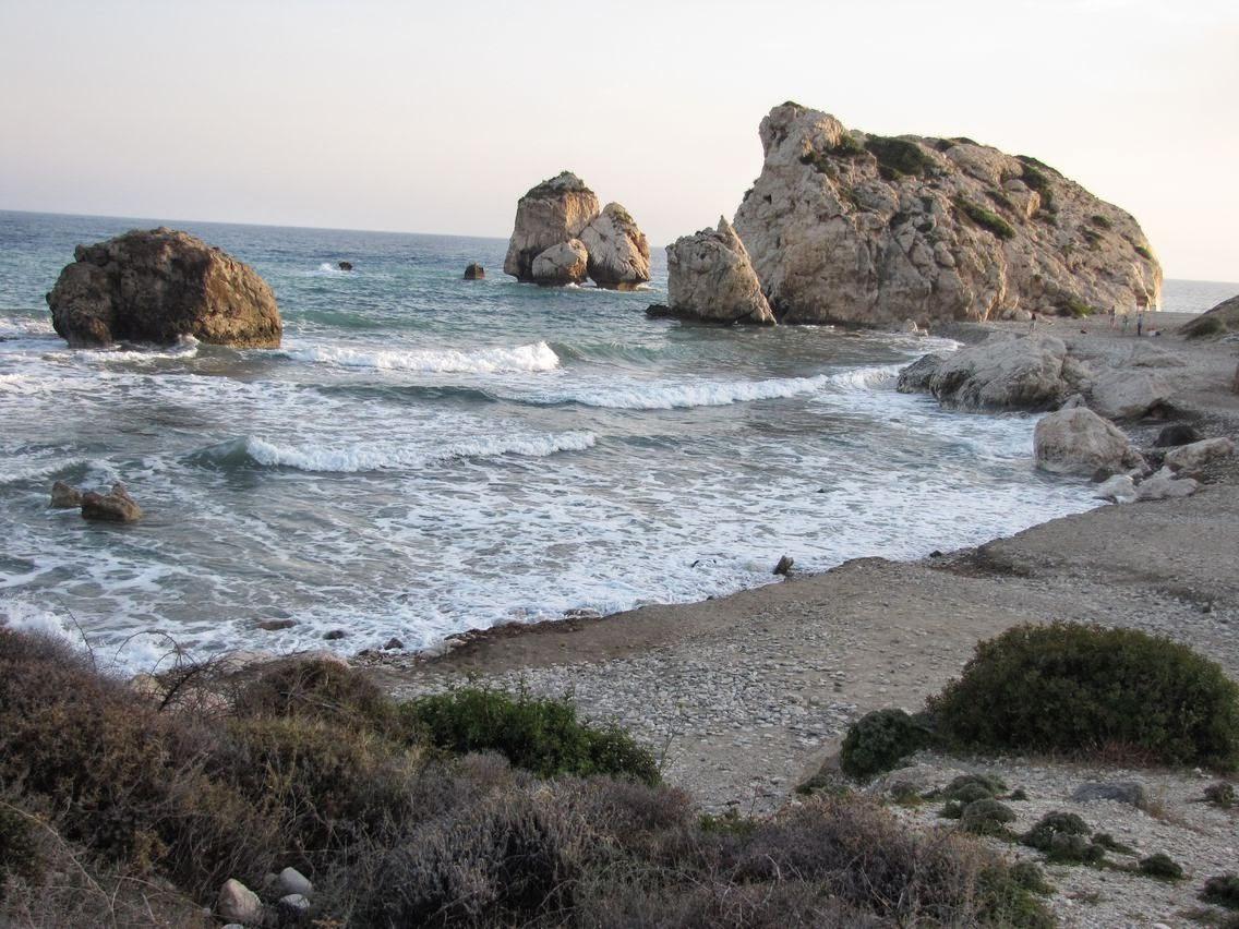 Chipre - Petra tou Romiou