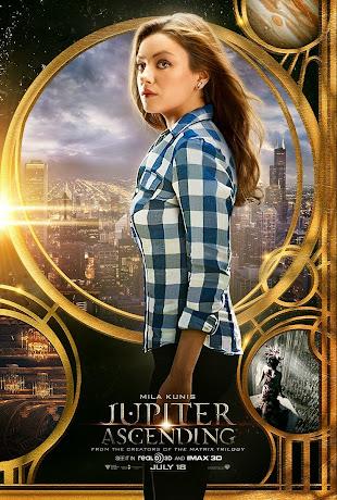 ตัวอย่างหนังใหม่ : Jupiter Ascending ศึกดวงดาวพิฆาตสะท้านจักรวาล (ตัวอย่างที่ 2) ซับไทย poster2