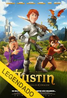 Justin e a Espada da Coragem – Legendado