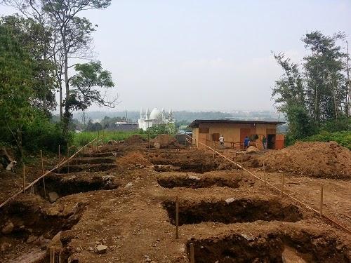Pelaksanaan Pembangunan Rusunawa Pesantren H. Abdul Karim Syu'aib