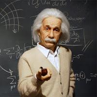 Mucit, Çılgın Profesör Albert Einstein