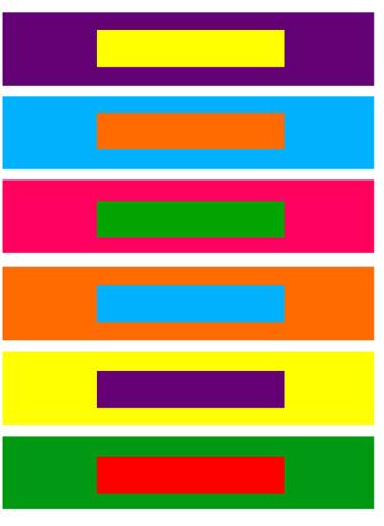 Proyeccion moda combina y crea un a ilusi n con el color - Colores que combinan ...
