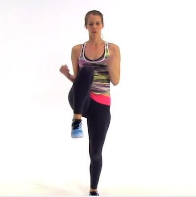 Video hướng dẫn các bài tập cardio giảm béo