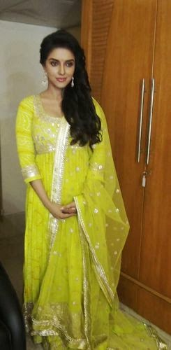 Asin Latest Floor Length Salwar