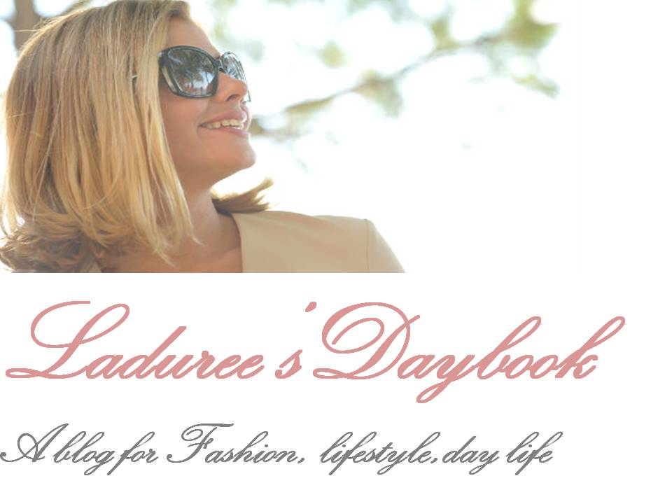 Laduree's Daybook