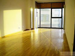 Piso de tres dormitorios en alquiler en Zalaeta, garaje. 800€