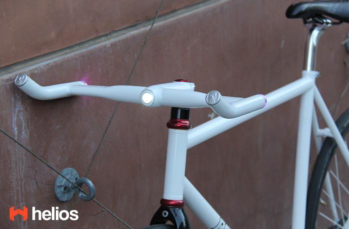 ... 自転車用のライティング