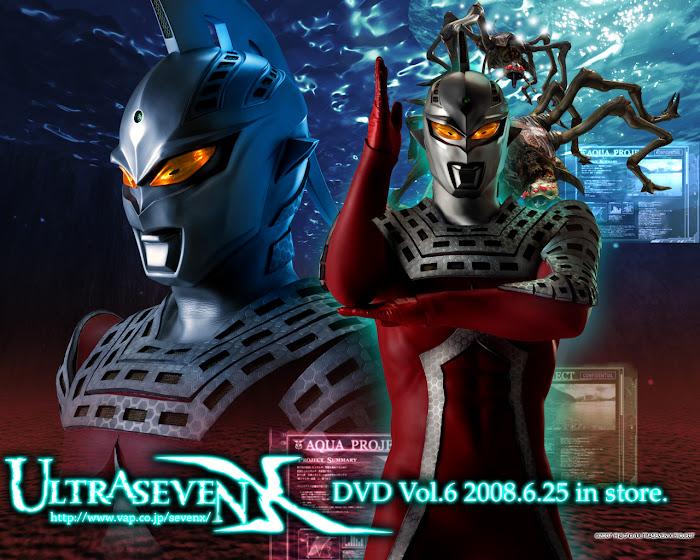 Ảnh trong phim Ultraseven X 2